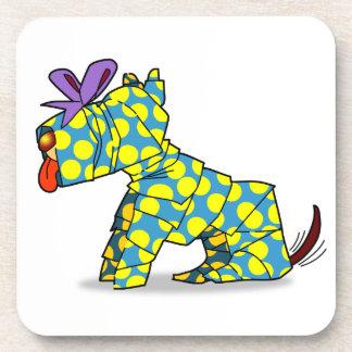 Dog Wrap Coaster