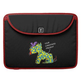 Dog Wrap MacBook Pro Sleeves