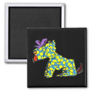 Dog Wrap Magnet