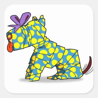 Dog Wrap Sticker