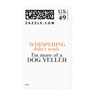 Dog Yeller T-shirts and Gifts Postage