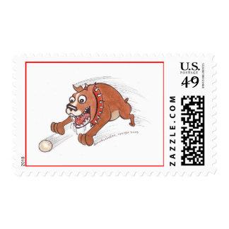 dogball stamps