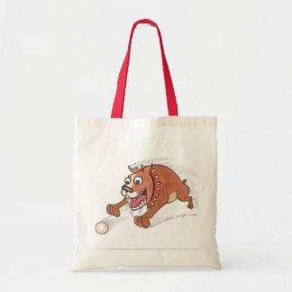 dogball tote bags