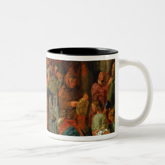 Dogberry's Charge to the Watch Two-Tone Coffee Mug