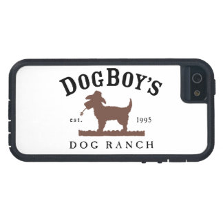 DogBoy's Tuff iPhone Case