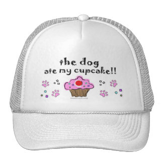 dogcupcake hats