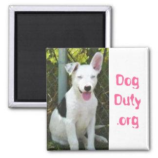 DogDuty.org Iman Para Frigorífico