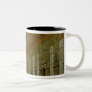 Doge Alvise Mocenigo IV  Giving a Banquet Two-Tone Coffee Mug