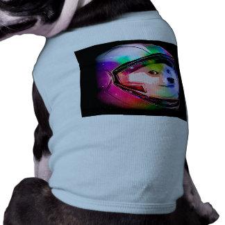 Doge astronaut-colorful dog - doge-shibe-doge dog shirt