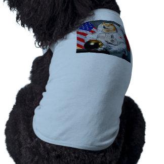 Doge astronaut-doge-shibe-doge dog-cute doge tee