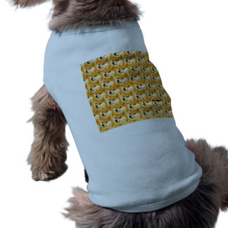 Doge cartoon - doge texture - shibe - doge shirt