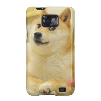 Doge Samsung Galaxy S2 Case
