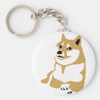 Doge - internet meme keychain
