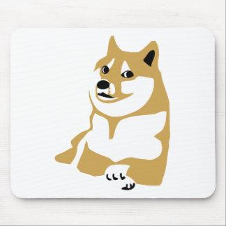 Doge - internet meme mouse pad