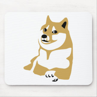 Doge - internet meme mouse pads