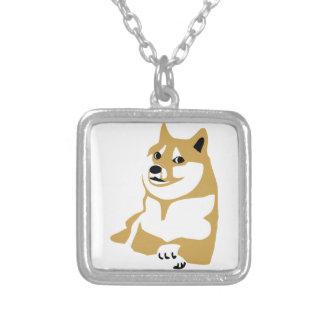 Doge - internet meme necklaces
