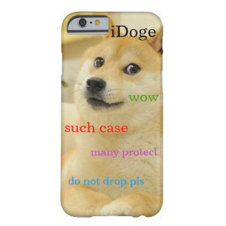 Doge iPhone 6 case