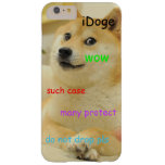 Doge iphone 6 case funda barely there iPhone 6 plus