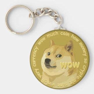 Doge Keychain