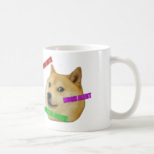 Doge Meme Coffee Mug!