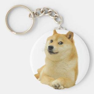 Black Tan Shiba Inu Dog Vinyl Applique Key Pull  Japanese Dog  Key Chain Accessory  Decorative  Handmade Custom  Free Shipping!