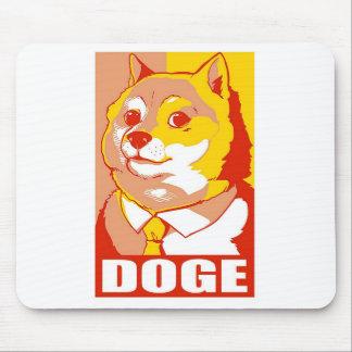 DOGE MEME MOUSE PAD
