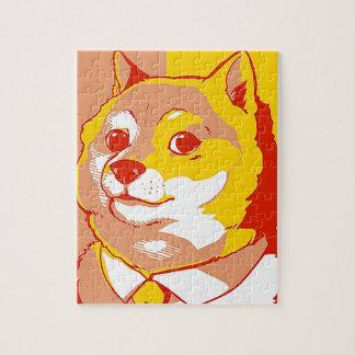 DOGE MEME PUZZLE