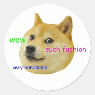 Doge Meme Reddit Sticker