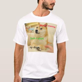 Doge Meme - Tshirt