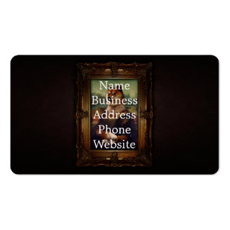 Doge Mona Lisa Fine Art Shibe Meme Painting Pack Of Standard Business Cards