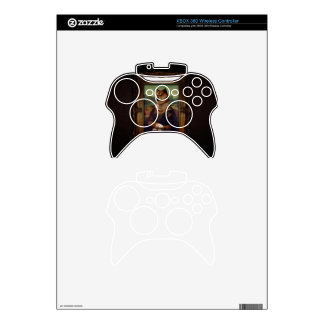 Doge Mona Lisa Fine Art Shibe Meme Painting Xbox 360 Controller Decal