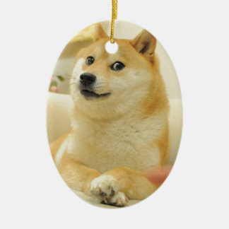 Doge Ornament