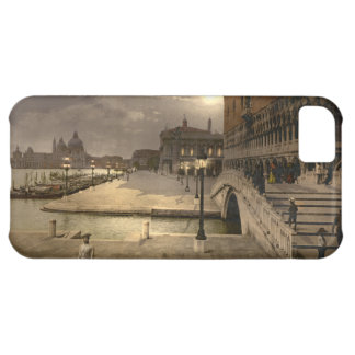 Doge s Palace by Moonlight V2 Venice Italy Cover For iPhone 5C