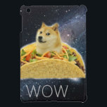 "doge space taco meme iPad mini case<br><div class=""desc"">doge space taco meme</div>"