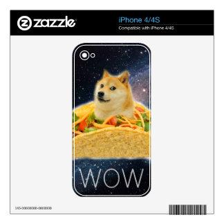 Doge taco - doge-shibe-doge dog-cute doge skins for the iPhone 4