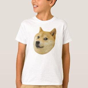 4bfaba4f Doge Very Wow Much Dog Such Shiba Shibe Inu T-Shirt