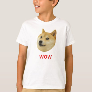 Doge Very Wow Much Dog Such Shiba Shibe Inu T-Shirt