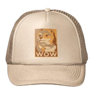 Doge WOW Cap Trucker Hat