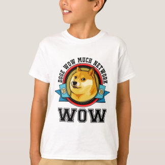 Doge WOW Much Network WOW T-Shirt