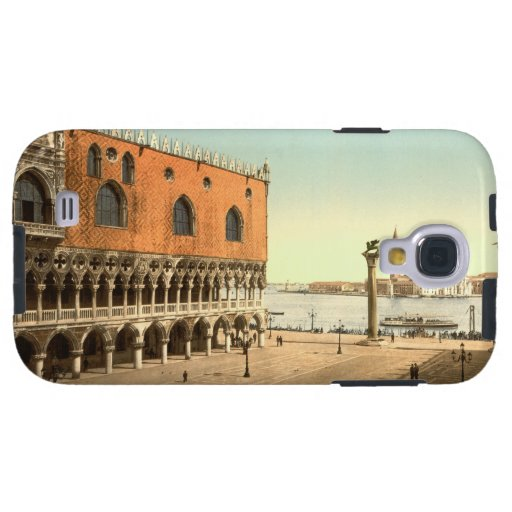 Doge's Palace and the Piazzetta, Venice, Italy Galaxy S4 Case