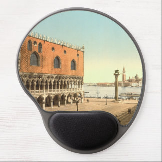 Doge's Palace and the Piazzetta, Venice, Italy Gel Mouse Mat