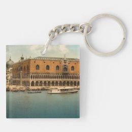 Doge's Palace I, Venice, Italy Keychain