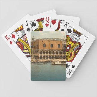 Doge's Palace I, Venice, Italy Card Deck