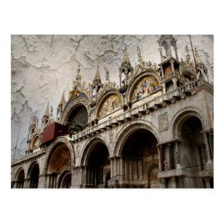Doges Palace II Postcard