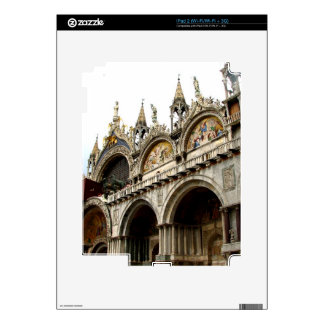 Doges Palace iPad 2 Decal