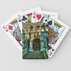 Doge's Palace - Venice Bicycle Playing Cards