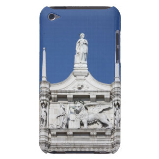 Doges' Palace with Statue of the Doge before the Case-Mate iPod Touch Case