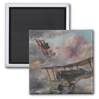 Dogfight 1917 2 inch square magnet
