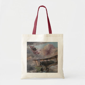 Dogfight 1917 budget tote bag