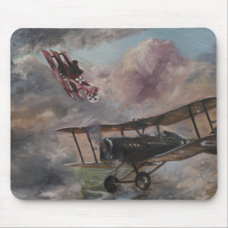 Dogfight 1917 mouse pad
